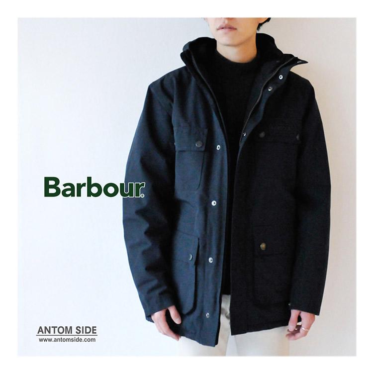 【Barbour / バブアー】ノンワックス エンドージャケット(MWB0638)