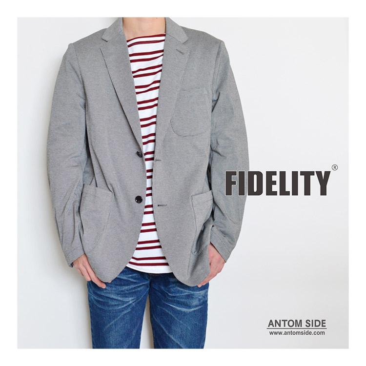 【FIDELITY/フィデリティ】TC サーフ クールマックス ジャケット(191SK25011)