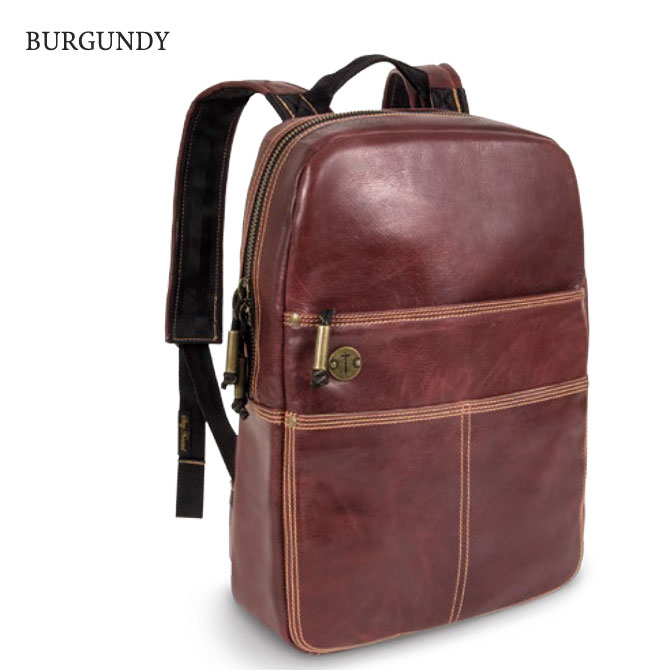 524574f6a511 FOCUSED SPACE backpack THE HOLSTER daypack bag fashion fashion-American  West Coast brand whats up satchel bag leather leather mens ladies brown  black wine ...