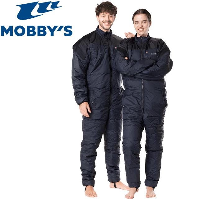 MOBBYS モビーズドライスーツ インナー コンフォートプライムワンピース インナーウエア ダイビングドライインナー AAG-6400 防寒 保温インナー