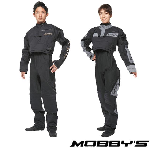 MOBBYS モビーズ アグレッサードライ ソックスタイプ JW-8700 小ファスナーなしドライスーツ フルドライスーツ