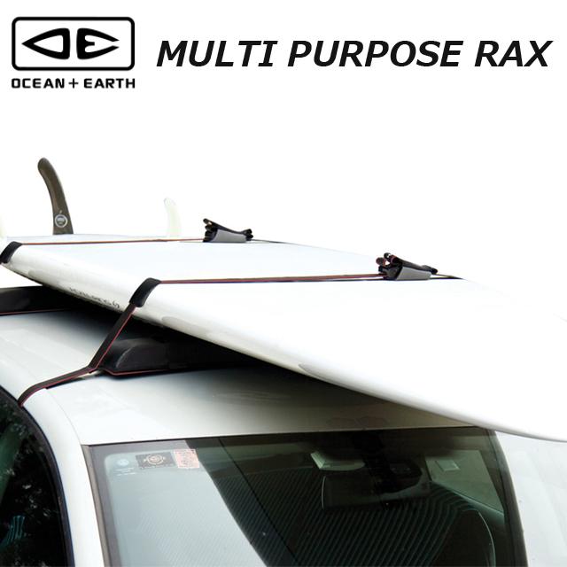 OCEAN&EARTH オーシャンアンドアースRAP RAX SUP/LONGBOARD サーフボードキャリア ルーフ 車載 SUP ロング