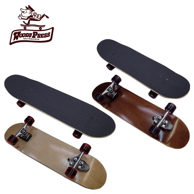 WOODY PRESS ウッディプレス 32インチスラスター2搭載モデル スケボー SK8 スケートボード サーフスケート