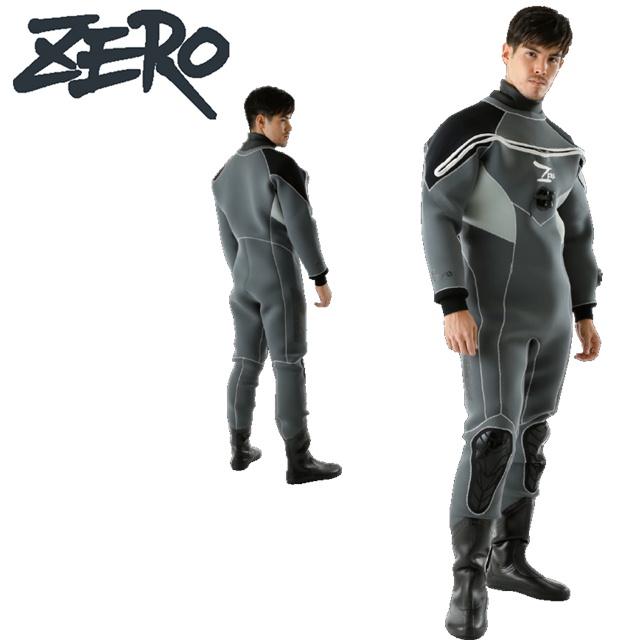 ZERO ゼロ LASER 6 鎧 Yoroi DRY SUITSドライスーツ メンズ MENS3.5mm 5.0mm ドライスーツ スポーツ SPORTS6-35 ダイビング大きいサイズ メンズ 男性 DRY 防寒 保温 あったか マリンスポーツ