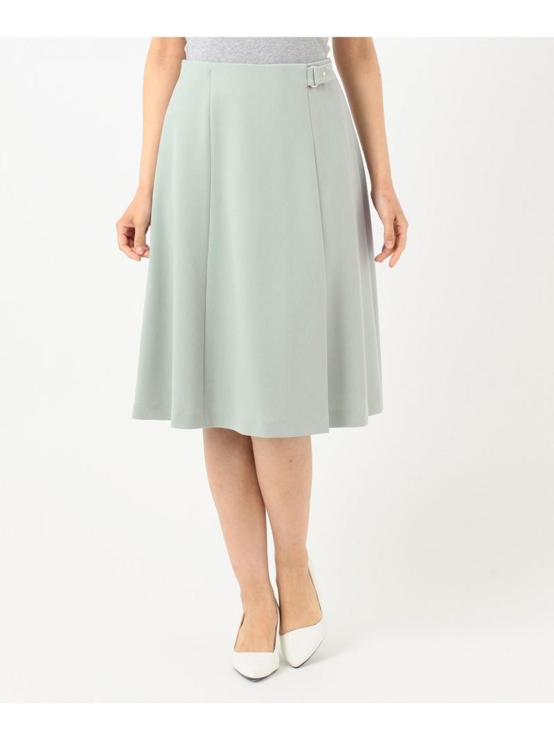 any SiS レディース 新色追加して再販 スカート エニィスィス SALE 50%OFF 洗える Rakuten グリーン サイドベルト ネイビー スカートその他 ホワイト RBA_E ※ラッピング ※ Fashion