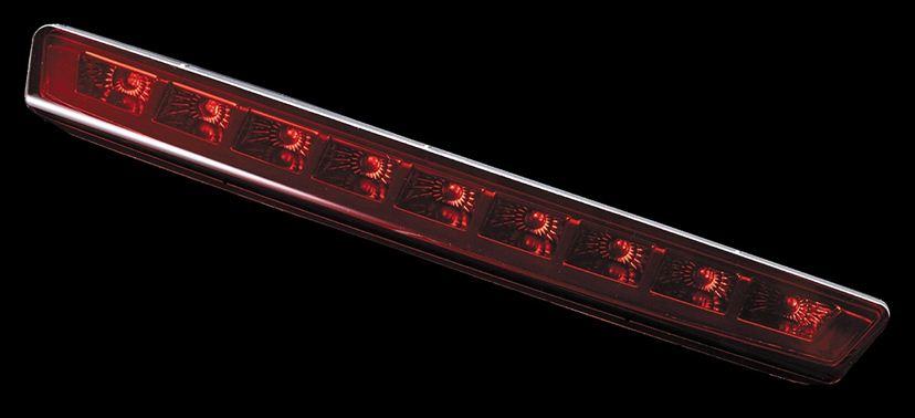 送料無料!Valenti/ヴァレンティ ジュエルLEDハイマウントストップランプ エルグランド #E52 全グレード対応レッドレンズ/ブラッククローム【smtb-ms】