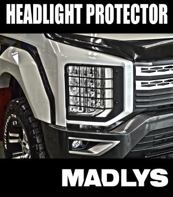 商品 MADLYS マドリス ビッグマイナーチェンジ後 H31 2~ 新型デリカD:5 Hikari 日本産 輝オート Auto CV#W ヘッドライトプロテクター