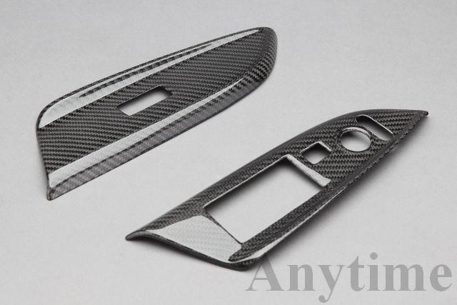 VISION/ヴィジョンリアルカーボン・ドアスイッチパネル HONDA フィット3 GK3.4/フィットハイブリッド GP5.6