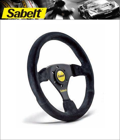 【正規輸入品】Sabelt(サベルト)ステアリングホイール SW-633 品番:RFVO2010X