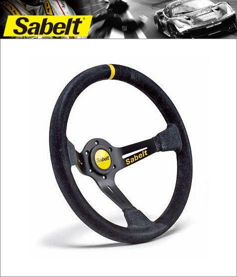 【正規輸入品】Sabelt(サベルト)ステアリングホイール SW-390 品番:RFVO2005X