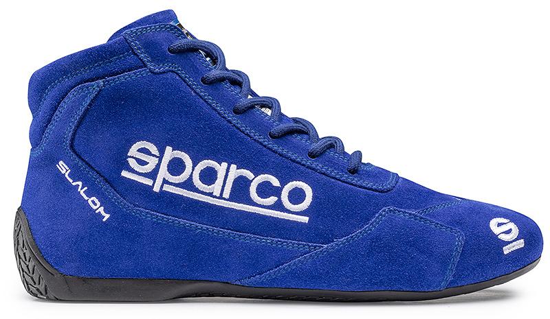 SPARCO/スパルコ レーシングシューズ4輪車用 SLALOM RB-3.1(FIA 8856-2000公認モデル) ブルー ※サイズ選択 41~47