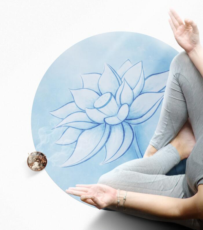 ヨガマット カーペット 60cm 特価キャンペーン 瞑想 エクササイズマット ヨガ 初心者 超定番 Anytime ストレッチマット マット