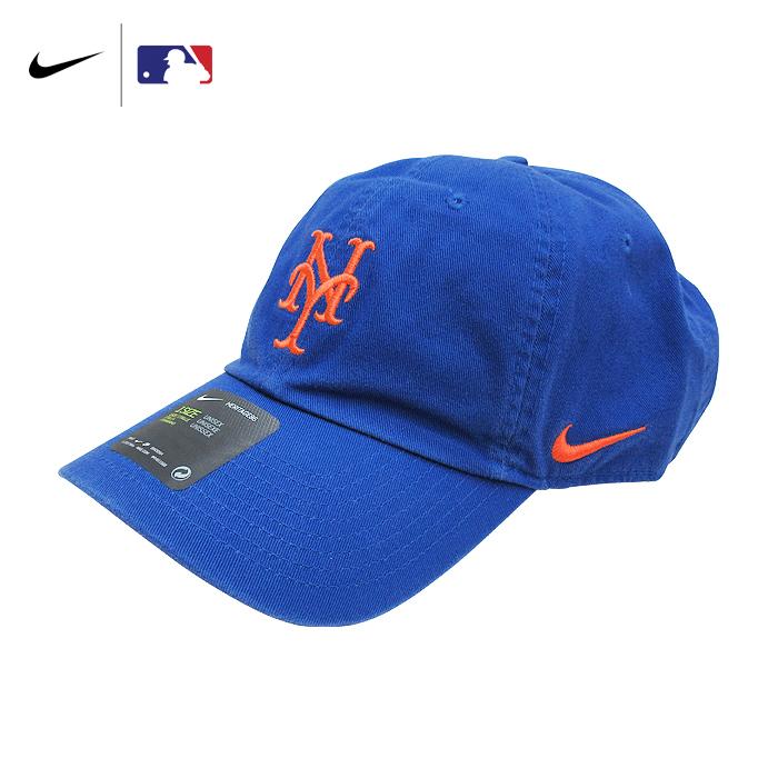 ナイキ×メッツの海外限定キャップ 海外限定モデル 開催中 NIKE ナイキ コットンキャップ NEW YORK 希望者のみラッピング無料 METS BLUE SWOOSH MLB CAP コットン ツイル キャップ メンズ ユニセックス ニューヨーク スウッシュ HERITAGE ロゴ レディース 6パネルキャップ 86 帽子 メッツ あす楽対応 DRI-FIT 男女兼用