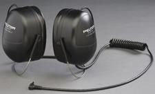 (送料無料)イヤーマフ HTM79B-S (ステレオ/遮音値/NRR25dB) スリーエム/ペルター (防音/しゃ音/騒音対策) (イヤマフ)