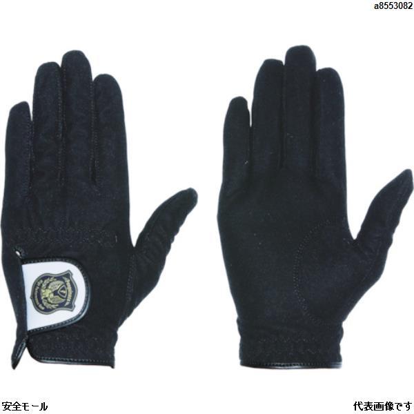 アウトレット☆送料無料 ペンギンエースの合成皮革 人工皮革手袋は 安全モール で 選択 ペンギンエース ポリスジャパン 1双 LL G203BKLL G-203 ブラック