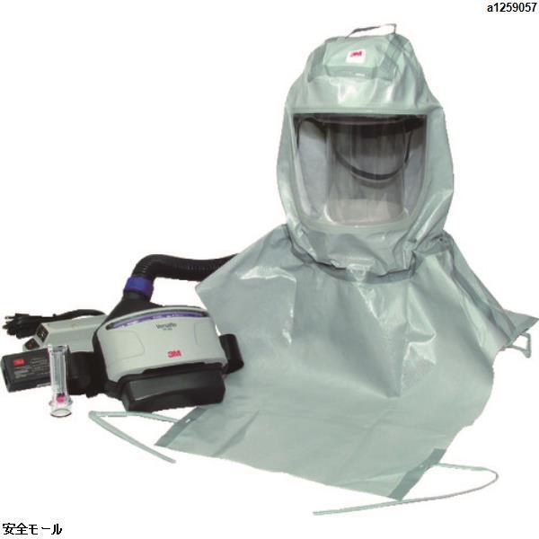 3M バーサフロー[[TM上]] 電動ファン付き呼吸用保護具 JTRS-855J+ JTRS855JPLUS 1箱