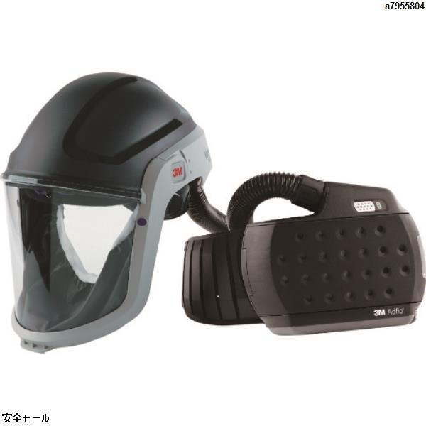 3M アドフロー[[TM上]] 電動ファン付き呼吸用保護具 国家検定合格品 ADM-307J JADM307J 1S