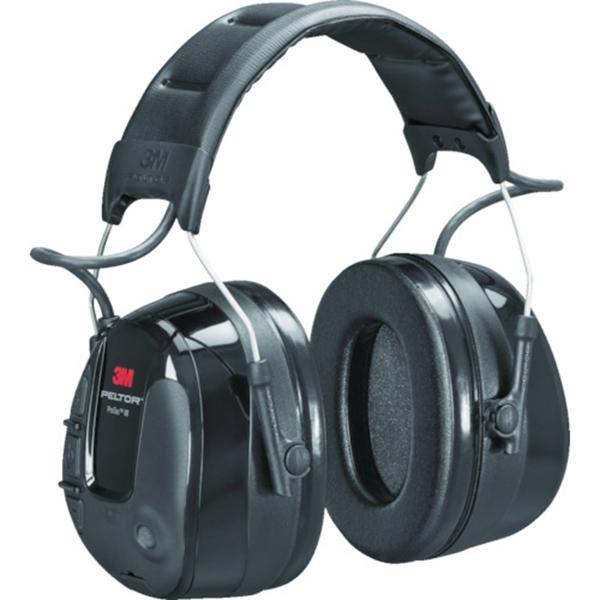 3M PELTOR ProTac III 騒音制御型イヤーマフ MT13H221A MT13H221A           1個