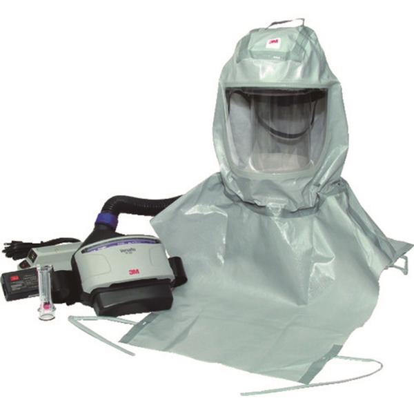 3M バーサフロー 電動ファン付き呼吸用保護具 JTRS855JPLUS 1箱