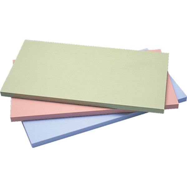 スギコ 業務用カラーまな板 グリーン 600x300x20 GK60 1枚