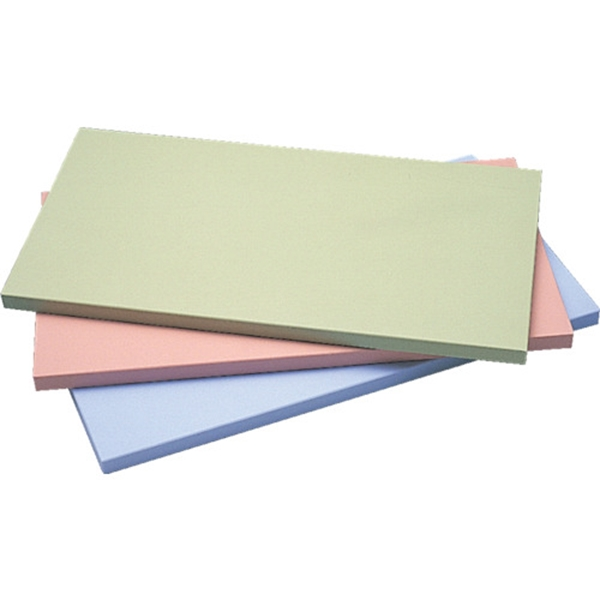 スギコ 業務用カラーまな板 ピンク 500x270x20 PK50 1枚