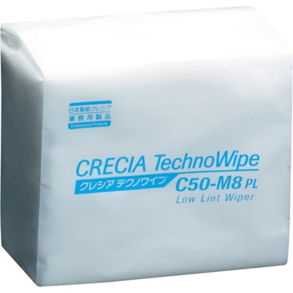 クレシア テクノワイプ C-50-M8 PL 63420 1CS