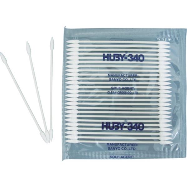 HUBY マイクロスワッブ(シャープポイントスリム) 5000本入 BB003MB 1箱