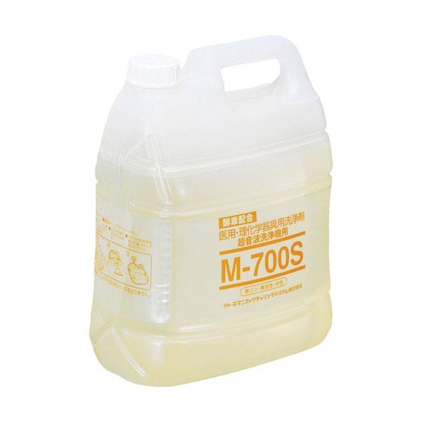 シャープ 超音波洗浄機用酵素配合中性洗浄剤 M700S 1個