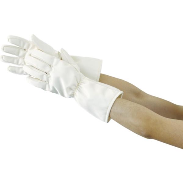 TRUSCO クリーンルーム用耐熱手袋35CM TMZ782F 1双