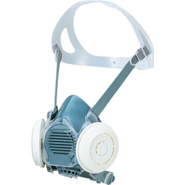 シゲマツ/重松 取替え式防じんマスク DR80SL4N(M/S) DR80SL4NMS 1個