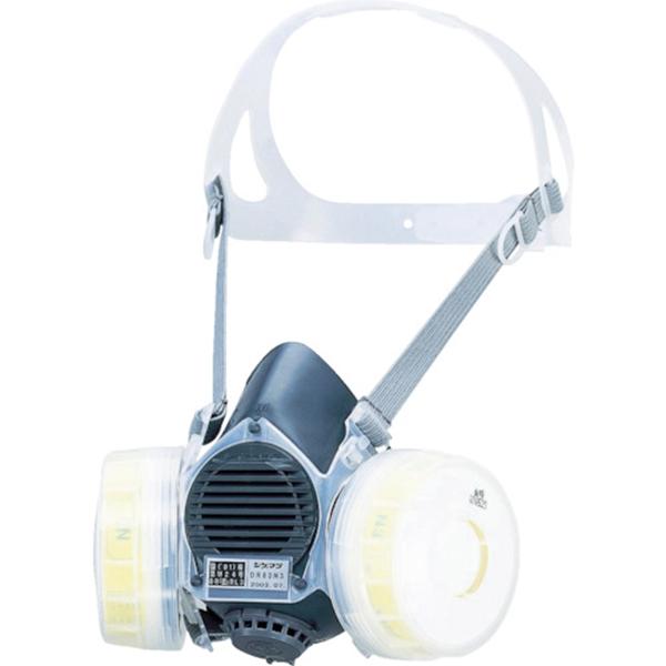 シゲマツ 取替え式防じんマスク DR80SN3M DR80SN3M 1個