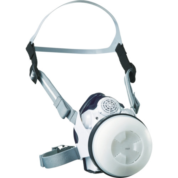 シゲマツ/重松 電動ファン付呼吸用保護具 本体Sy11F(フィルタなし)(20602) SY11F 1個