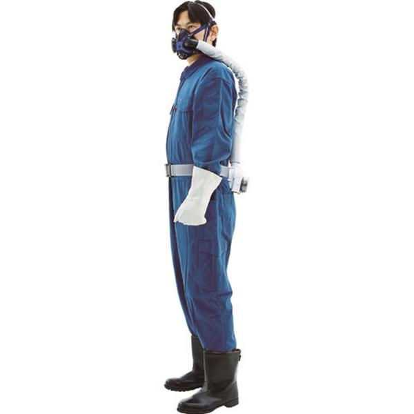 シゲマツ/重松 電動ファン付呼吸用保護具 Sy20G2-B1(20680) SY20G2B1 1個