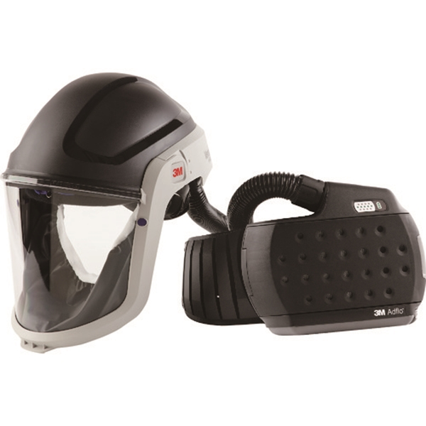 3M アドフロー 電動ファン付き呼吸用保護具 国家検定合格品 JADM307J 1S