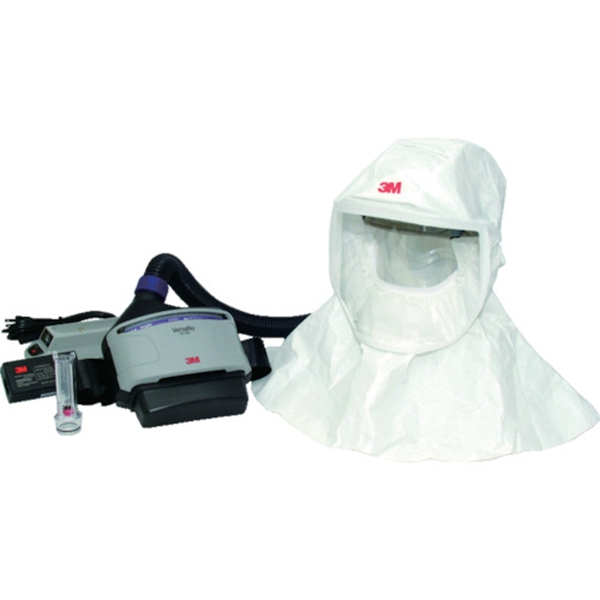 3M バーサフロー 電動ファン付き呼吸用保護具 国家検定合格品 JTRS433J 1S