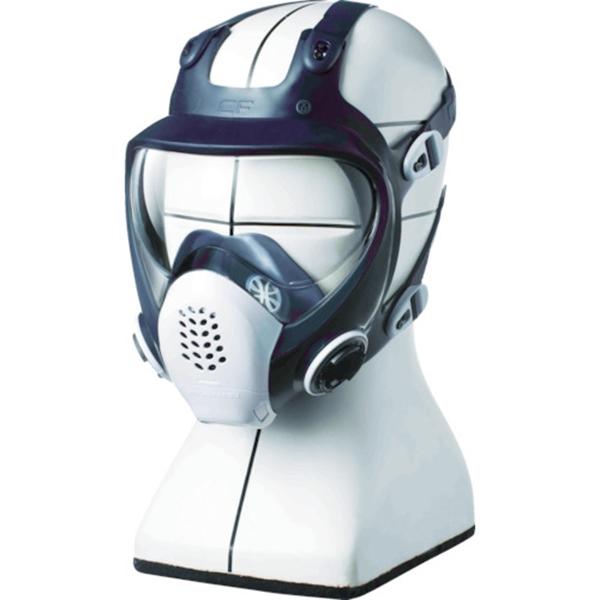 シゲマツ/重松 防毒マスク・防じんマスク TW088 M TW088M 1個 ガスマスク