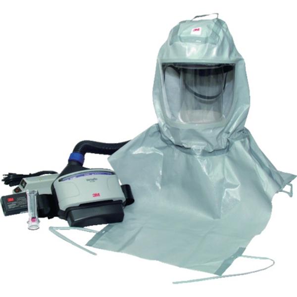 3M バーサフロー 電動ファン付き呼吸用保護具 国家検定合格品 JTRS855J 1S