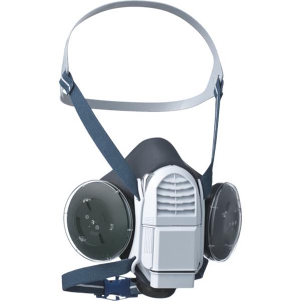 シゲマツ/重松 電動ファン付呼吸用保護具 Sy28RA アルミ蒸着品 SY28RA 1個