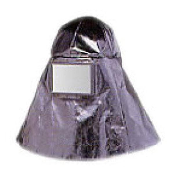 (送料無料) 日本エンコン 耐熱・防炎 アルミショートフード (頭部を完全に防御するアルミショートフード)