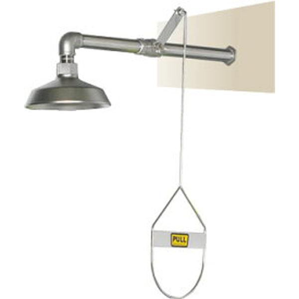 (送料無料) 日本エンコン 緊急シャワー 530-5 (緊急用シャワー洗眼器無しモデル)