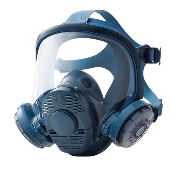 興研 取替え式 防塵マスク 1521H型 (RL2) (粉塵/作業用/医療用/日本製)