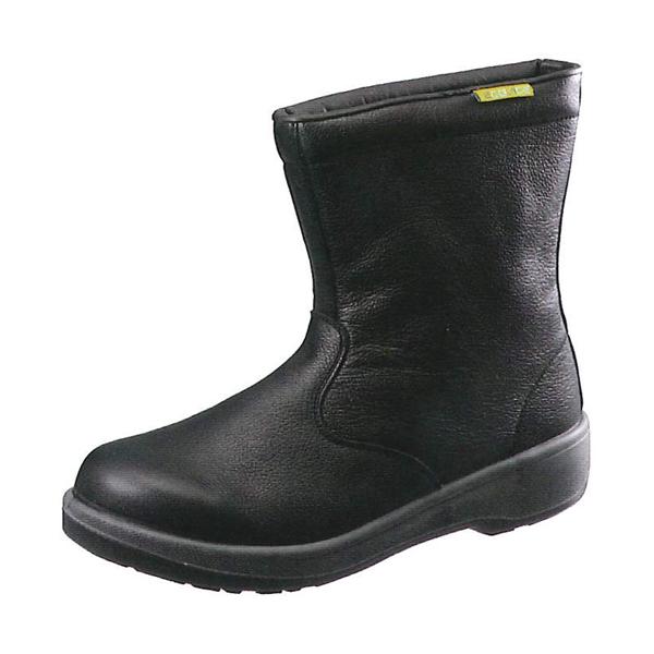 (送料無料) シモン 半長靴 ECO44 (普通作業用) (JIS T8101/T8103革製S種(普通作業用)合格品)