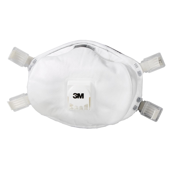 (PM2.5 マスク) 3M スリーエム 使い捨て式 防塵マスク 8233-DS3 (5枚入) PM2.5対応 PM2.5 粉塵 作業用 医療用 大気汚染 火山灰対策 防じんマスク MASK マスク (地震対策)