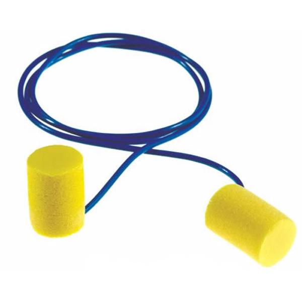 (送料無料)耳栓 耳せん 3M イアーフィット クラシック S2コード付 (1箱/200組) (遮音値/NRR:29dB) 3M (睡眠/遮音/防音/飛行機対策)みみせん みみ栓