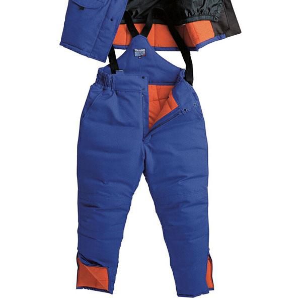 (送料無料) サンエス 冷凍倉庫用 防寒パンツ BO8005 (ST8005) (防寒着・作業服・防寒対策) (-60度の冷凍庫でも使用可能な防寒パンツ)