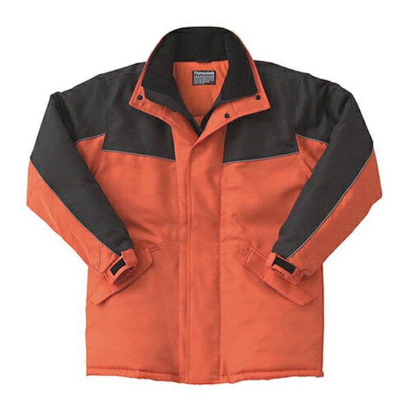 (送料無料) サンエス 冷凍倉庫用 防寒コート BO8001 (ST8001)(防寒着・作業服・防寒対策) (-40度の冷凍庫でも使用可能な防寒着)