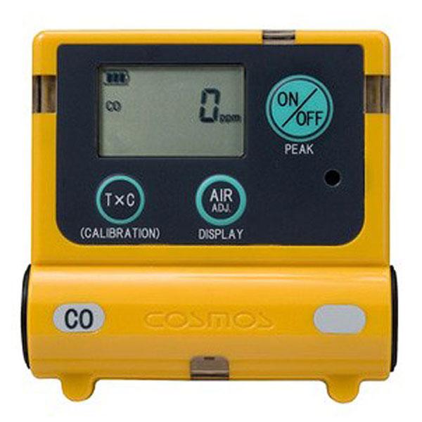 (送料無料)(送料無料) 新コスモス電機 毒性ガス 検知器 XC-2200 (一酸化炭素計) (低濃度の毒性ガスを検知する高感度センサ/安全管理)