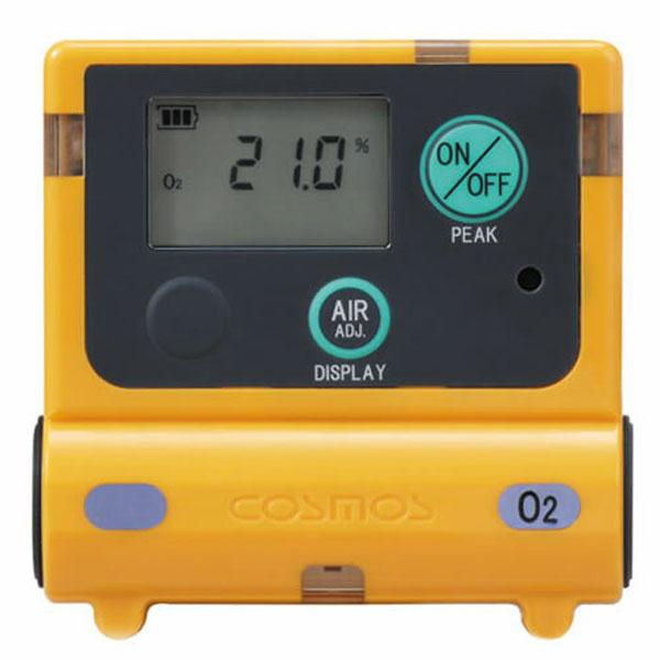 (送料無料)(送料無料) 新コスモス電機 酸素濃度計 XO-2200 (酸素計) (4方式の警報手段で酸素濃度の警報をいち早く作業者へ/安全管理)