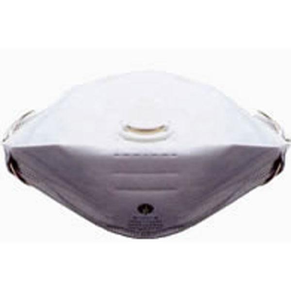 (PM2.5対応 マスク N95規格)防塵マスク SH2950V (20枚入) 新型 鳥 豚インフルエンザ 感染対策 防じんマスク 大気汚染 火山灰対策 三和堂(地震対策)