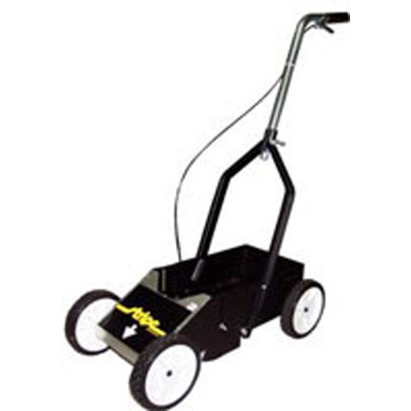 (送料無料)工事用ライン引き ストライパーVII(本体) (工場内の誘導線や駐車場のアスファルトのライン引きに/安全管理)